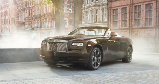 1 of 1 Rolls-Royce Dawn