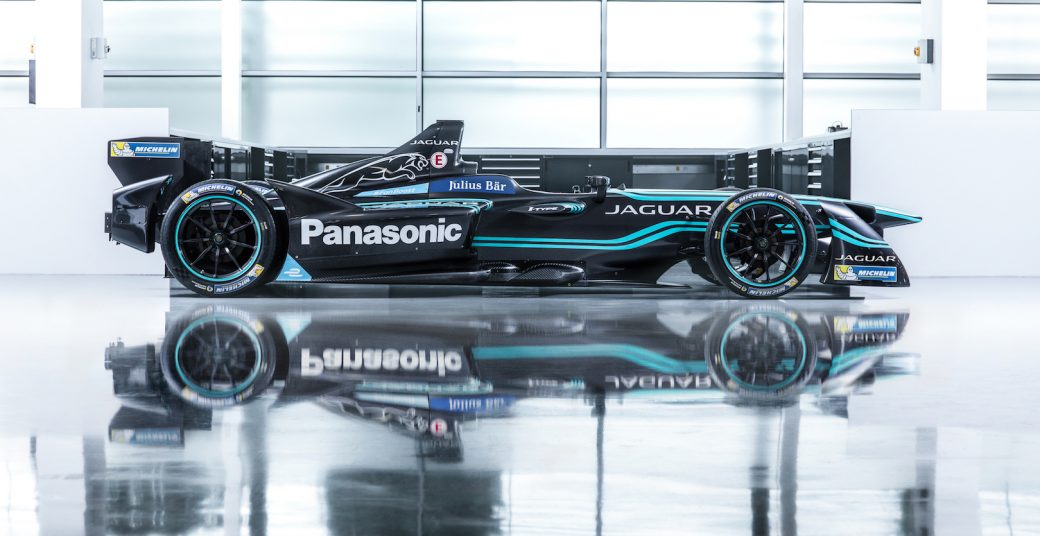 Panasonic Jaguar Racing Formula E-Team