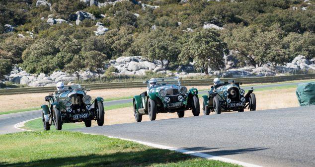 Classic Car PR: Benjafield's 500 Meet