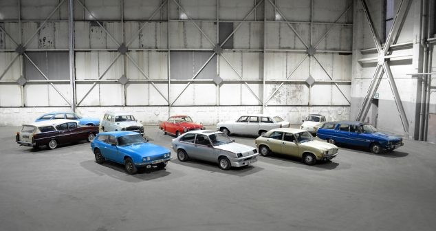 Classic Car Collection In One-Off Auction