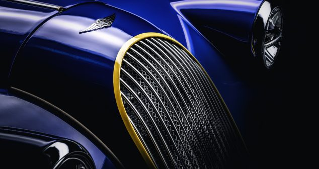 Morgan Teases Plus 8 50th Anniversary Edition