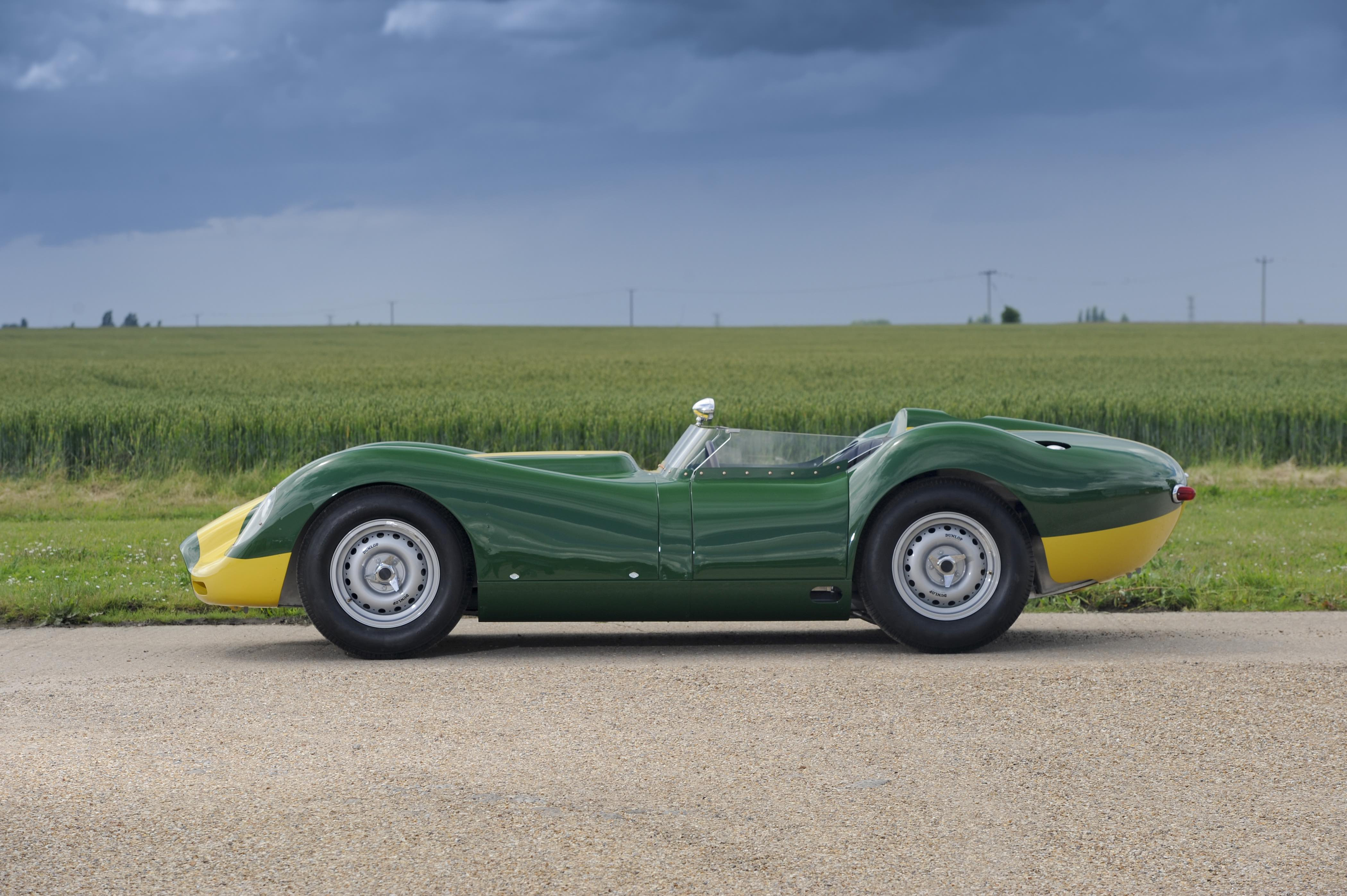 Motorsport PR: Lister to bring legendary Knobbly to London Motor Show