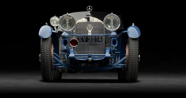 World's Finest Car Set For Concours Of Elegance