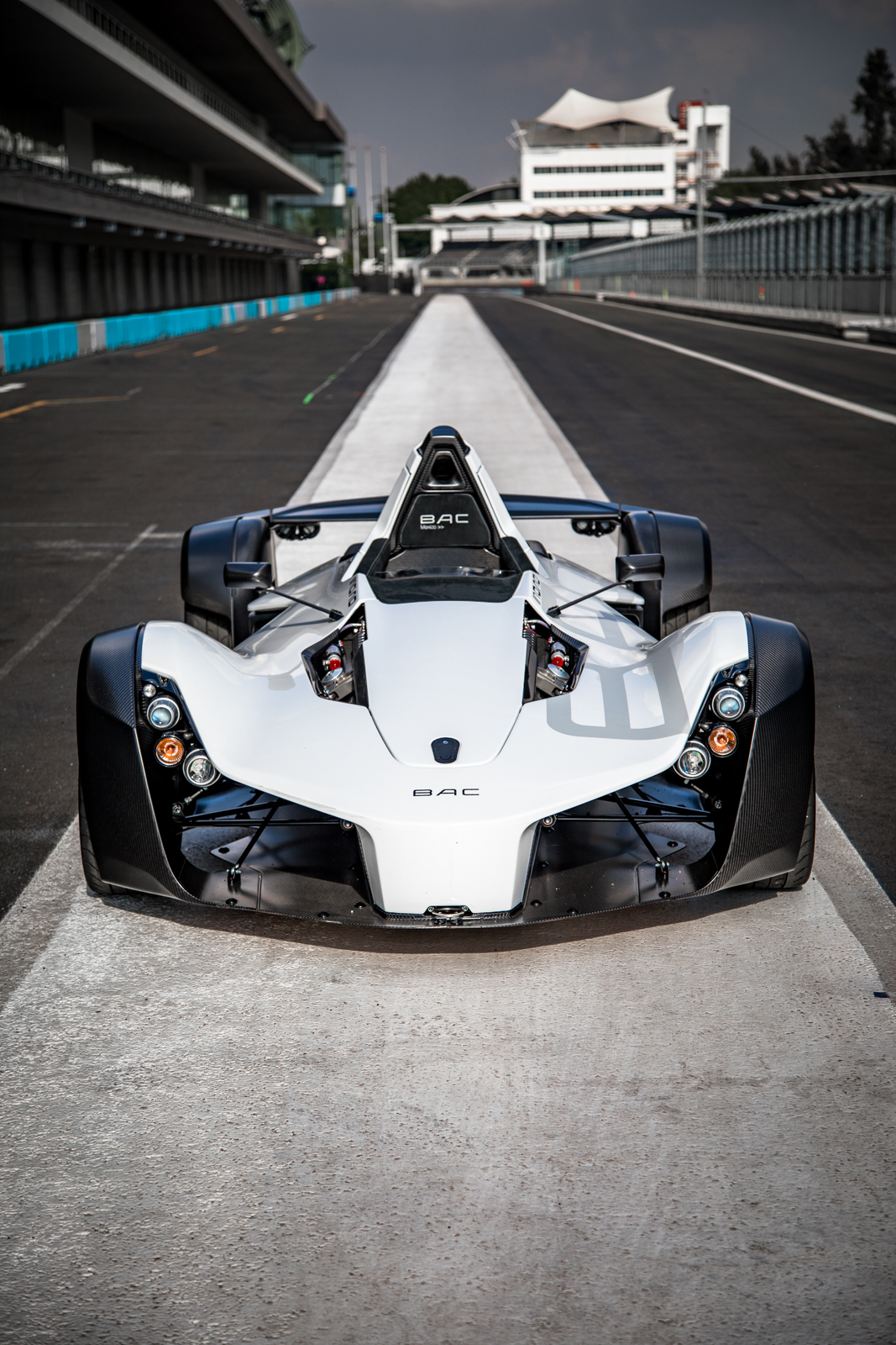 Motorsport PR: New Briggs Automotive Company (BAC) dealership BAC Mexico has hosted its first Mono customer experience sessions in Mexico City