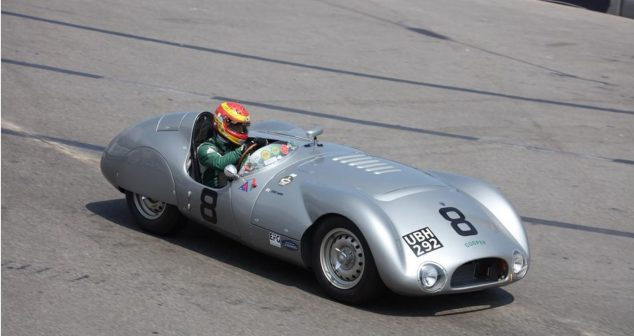 JD Classics Takes Fourth Consecutive Victory At Monaco Historique
