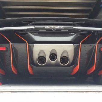 Uk S First Lamborghini Centenario Influence Associates