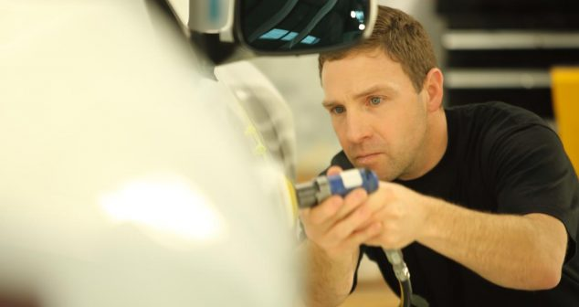 H.R.Owen Bodytechnics Receives Official Lamborghini Accreditation