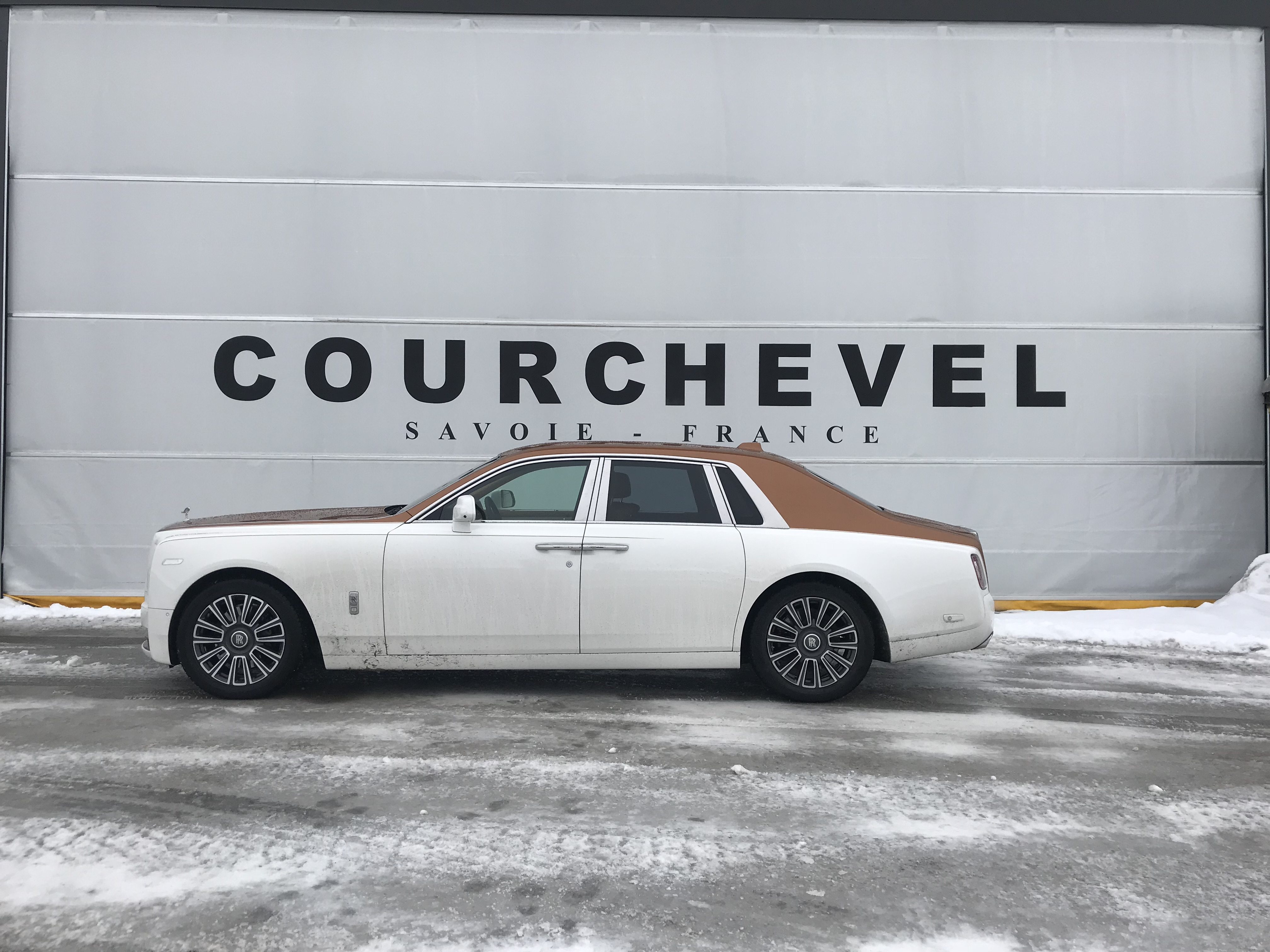Automotive PR: ROLLS-ROYCE MOTOR CARS LONDON TAKES ON ULTIMATE LUXURY WINTER ROAD TRIP TO COURCHEVEL, FRANCE