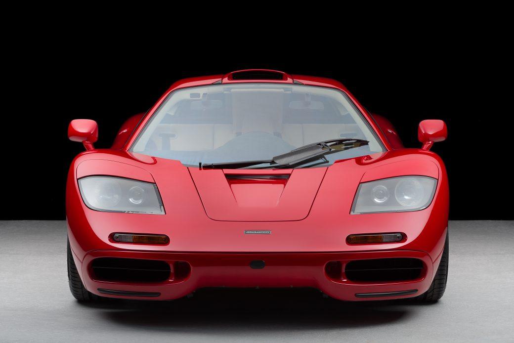 Automotive Pr 1995 Mclaren F1