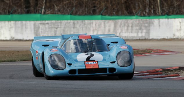 Rare Car PR – Porsche 917K at CoE