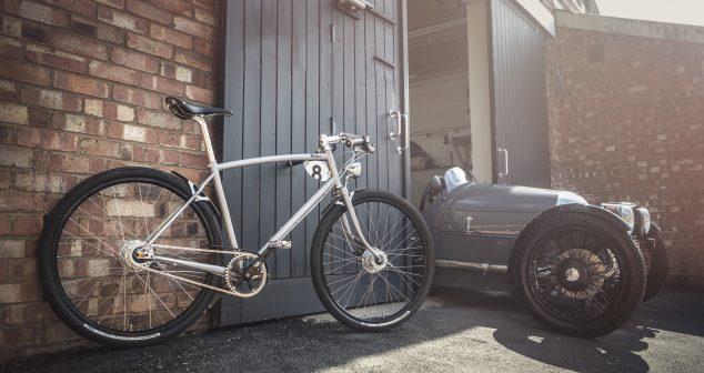 Sports Car PR: Morgan-Pashley Bicycles