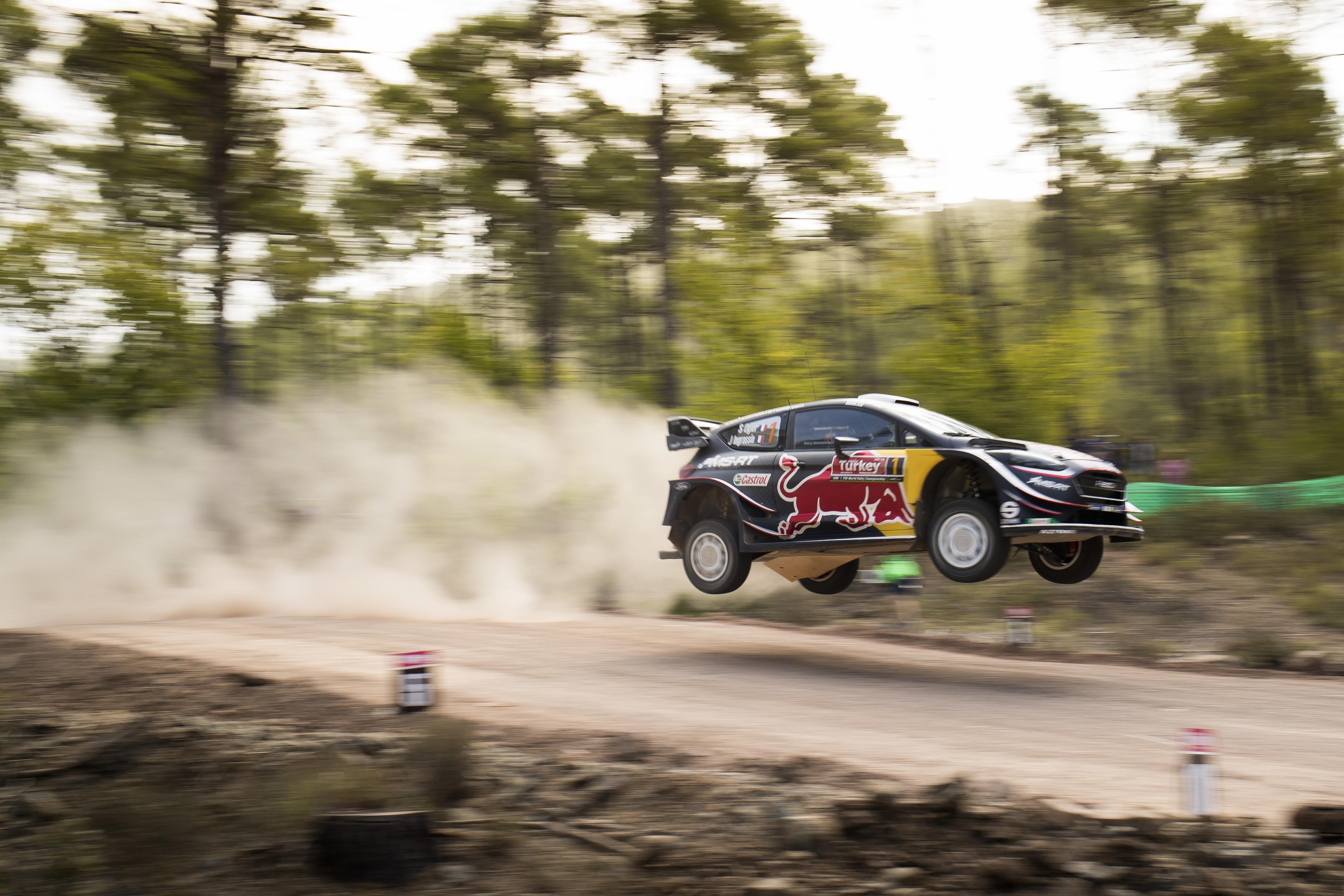 2019 Fia World Rally Championship Launching At Autosport