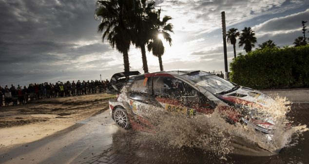 2019 FIA World Rally Championship Launching At Autosport International