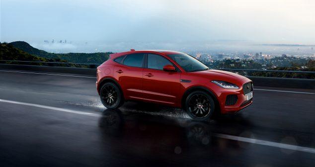 Tackle Blue Monday with a Jaguar Black Edition