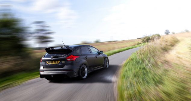 Mountune Power Kits Unleash New Level of Performance For Focus RS
