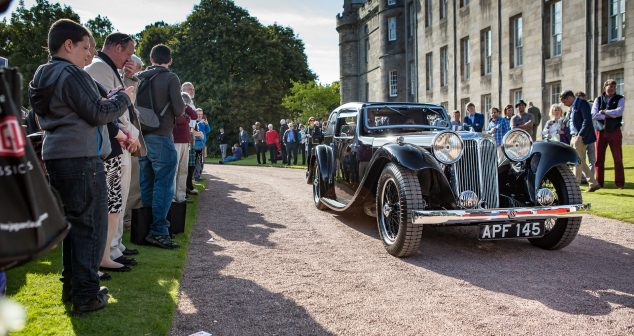 Jaguar's Finest On Display at London Concours