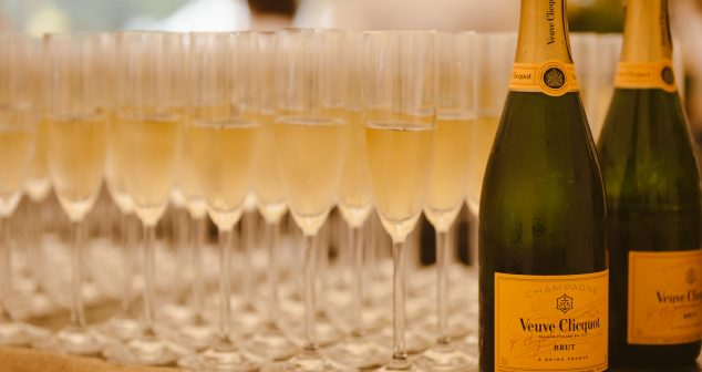 London Concours Launches Luxurious New Hospitality With Mark Hix and Veuve Clicquot
