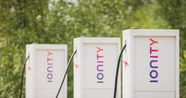 IONITY EXPANDS UK NETWORK WITH HIGH POWER CHARGING STATION