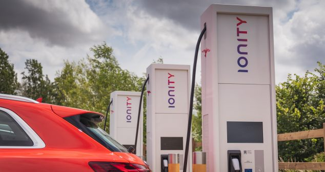 IONITY Expands UK High Power Network