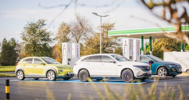 IONITY – Scotland's Fastest EV Charger