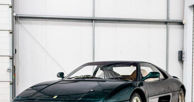 Ferrari F355 'Barnfind' Recommissioned at H.R. Owen Ferrari