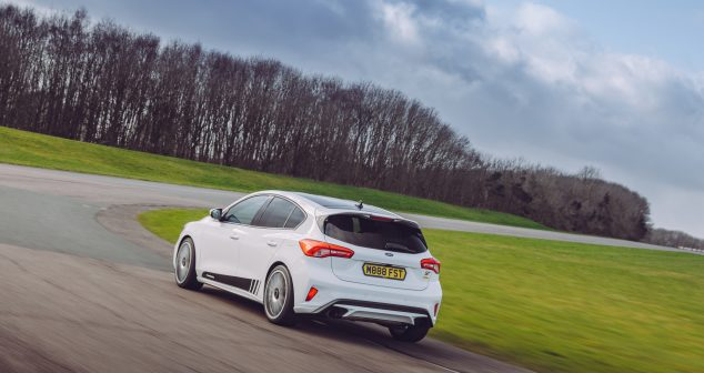 MK4 Ford Focus ST: The only aftermarket SMARTflash now available