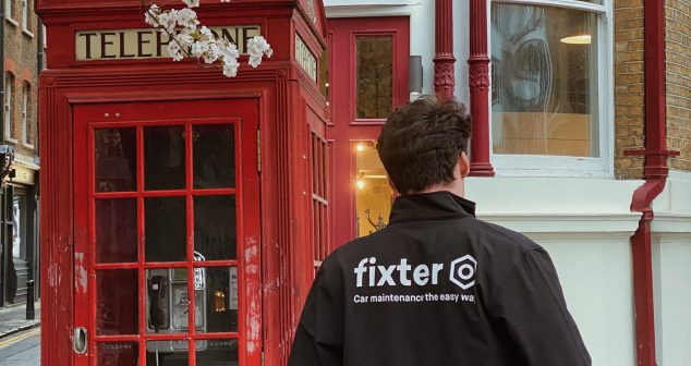 Online car maintenance service provider, Fixter, offers London-based customers over 65-years-old help with delivery of essential items when collecting and returning vehicles