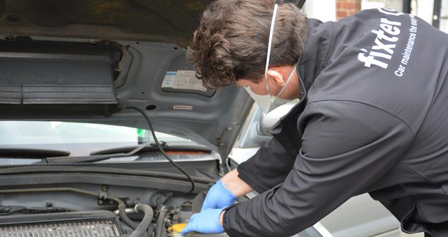 Fixter, Online Car Maintenance Service Provider, Offers Tips On How To Keep Your Car Roadworthy After Sitting Idle During Lockdown
