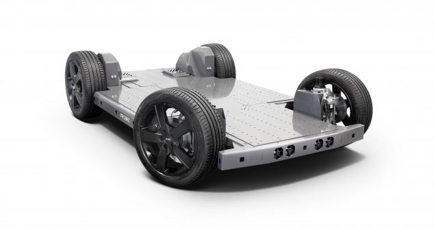 KYB Corporation Partners with REE Automotive to Develop Next-Generation Modular EV Platform