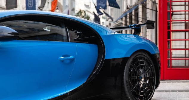 H.R. Owen Bugatti London Hosts Exclusive Customer Previews of Chiron Pur Sport