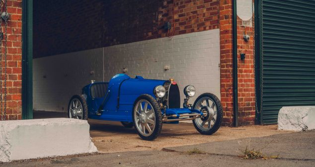 Bugatti Baby Reborn: Performance and final specifications announced as production commences