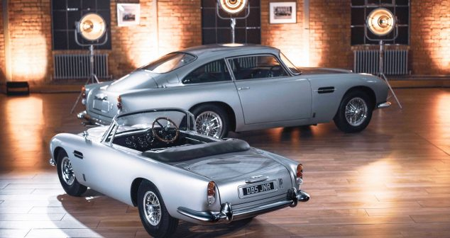Aston Martin DB5 Junior: The celebration of an icon for a new generation