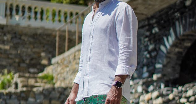 Swim In Style This Summer: The Outlierman Today Launches All-New Men's Swim Shorts